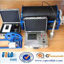 borehole CCTV survey borehole drilling service