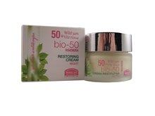 Naturals helan anti- envejecimiento cuidado de la piel línea rigenera bio-50- revitalizante crema para la cara y el cuello con bugbane, el wild yam, un altramuz