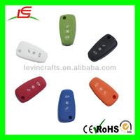 D938 Car Flip Key Remote Cover Case Silicone Car Key Cover