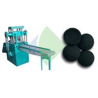 WANDA wood sawdust Shisha charcoal tablet press machine