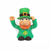 Green Cartoon Collectibles of Saint Patrick Day