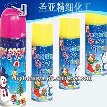 Party crazy major celebration activities necessary wedding artificial snow spray