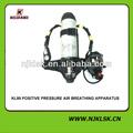 Portátil de auto- contenida aparatos de respiración