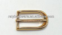 Gold plated hellboy 2 belt buckle
