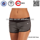 2014 Attract attention this summer girls Boardshort Women's Round House Boardshort sexy lace up ladys hot beach shorts