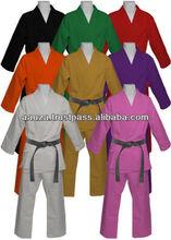 100%cotton color karate