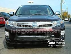 2012 Toyota Highlander Hybrid $19000 USD