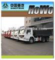 Venda quente da china sinotruk howo 18m3 caminhões basculantes/scania caminhões para venda