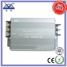 RJ45 connector CCTV & CATV IP camera surge protector Lightning protection system