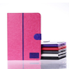 PU + TPU flip leather case for ipad 5,button for ipad 5 new case