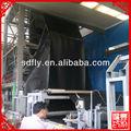Shandong geomembrana de pead máquina expulsando 5-10 metros