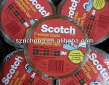3m scotch tape, model number 610, 3/4in*72yd, 48 rolls/carton
