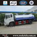 çin en çok satan 4x2 uluslararası 10l popüler cep su tankeri nakliye kamyonu