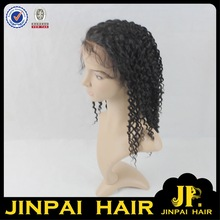 JP Hair Tangle and Shed Free Charming Mongolian Human Hair Wig