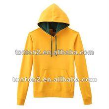 kids plain yellow hoodies