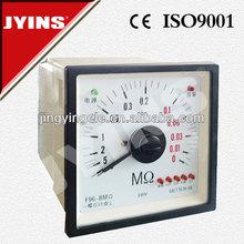 Marine Panel Meter Series F-96 ohmmeter