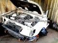 Usado o motor do carro Toyota Land Cruiser Prado