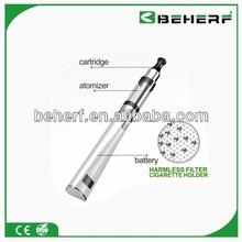 Beherf huge vapor quit tobacco health product rechargeable e vaporizer electronic cigarette hookah pen style x6
