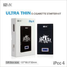 2014 new products electronic cigarette carry case IPCC4 thin PCC e-cigarette best manufacturer electronic cigarette