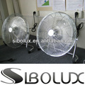Métal haute vitesse 9 polegada circulation d'air ventilateur