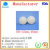 Dongguan manufacturer high bouncy rubber ball for dogs