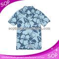 mais recentes estilos de meninos camisas de fabricantes da china