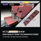 Rooftop Materials Color Sand Shingle Tile Roof