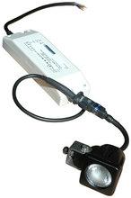 LED Flag Pole Spot Light - 10W LED - 120/277VAC 50/60Hz