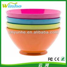 Plastic Melamine ice cream bowl sets