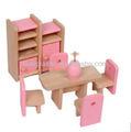 Personalizado de plástico de muebles en miniatura para casa de muñecas; personalizado de plástico de juguete muebles en miniatura para casa de muñecas