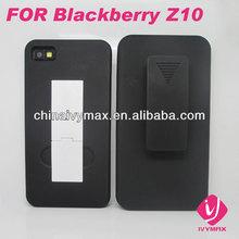 for blackberry z10 black embossed holster phone cases