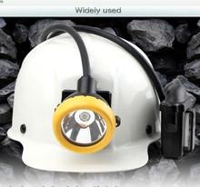 WISDOM KL5M led flashlight cree led headlamp 16000lux 13 working hours led mining cap lamps