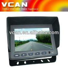 Hot sale 5inch car TFT LCD tv monitor VCAN0314