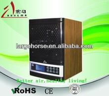 breathe air revitalizer air purifier five speed fan