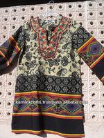 office satin tunic women Polyester Blouse & tunics long kurtas kurtis Indian ethnic wear traditional garments For womens girls