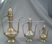 Brass Aftaba set of 3 pcs