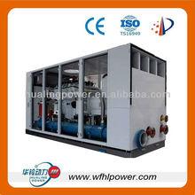 biogas, natural gas CHP cogeneration plant
