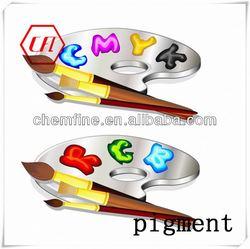 enamel pigment acid resistant transparent (grade a )