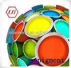 enamel pigment--cast-iron transparent