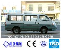 Chinese mini van