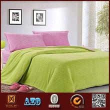 Plush bedding sets