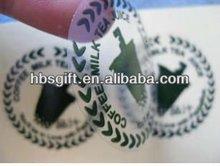 Custom fashion 2013 sticker printing