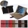 With belt clip Leather smart case cover for ipad mini 2 ipad mini2