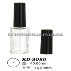 Cosmetic Black Plastic Water Bottle Caps Packaging