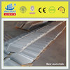 models of tiles- zinc corrugated ridge tile zinc roofing sheet