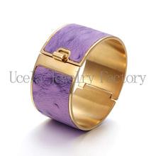 ingrosso oro acciaio inox braccialetto manetta