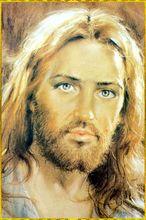 fashion jesus christ oil paintings