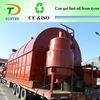 Quality Efficiency and economic Waste Plastic pyrolysis Machine