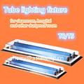 T5 led luz fluorescente/cleanroom luminária/escritório luz de teto