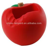 Apple Cell Phone Holder Stress Balls